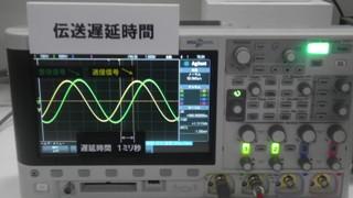 技研公開2012デジタルラジオ遅延